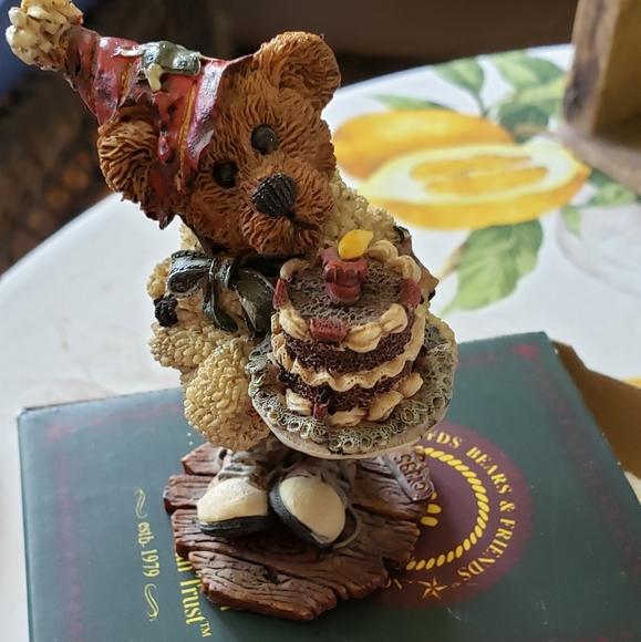 Boyds Bears | M. Harrison's Birthday